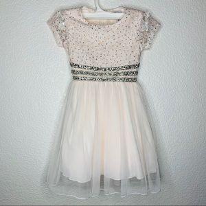 Speechless Kids Toddler Formal Girl Dress Sz 4T